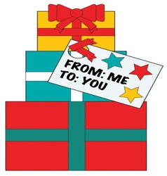From Me To You vector image