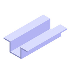 Gutter cover icon isometric style vector