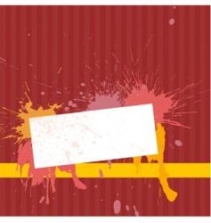 textured vinous background vector image vector image
