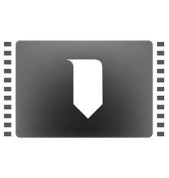 bookmark icon vector image