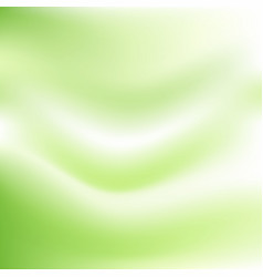 green backgrop vector image