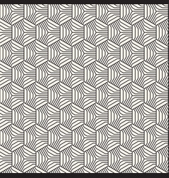 Seamless pattern modern stylish texture repeating vector