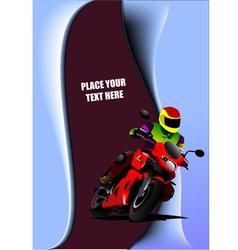 Al 0817 motorcycle 02 vector