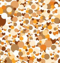 confetti pattern vector image