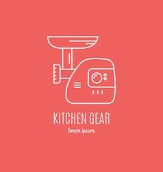 House Appliances Logo vector image