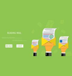 News publication web icon vector