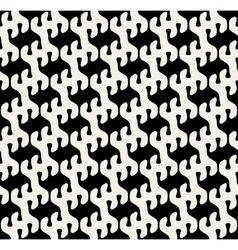 Seamless Rounded Drop Shape Pattern vector