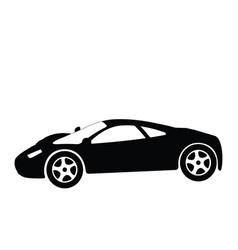 sport car 8 vector image