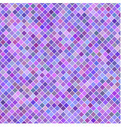 Color abstract diagonal square pattern background vector