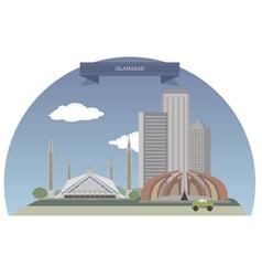 Islamabad vector