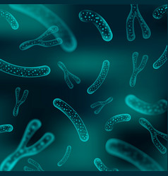Micro bacterium and therapeutic bacteria organisms vector