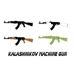 Russian weapon vector