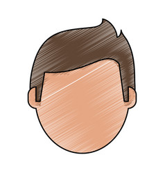 Injured injured patient face vector