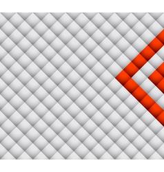Abstract arrow vector image vector image