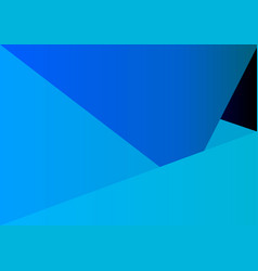 Abstract triangles and shape background element vector