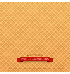 Background texture wafer vector