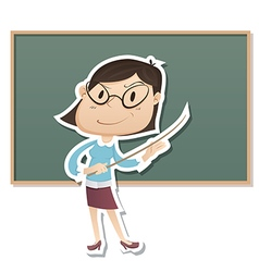 Strict Teacher vector