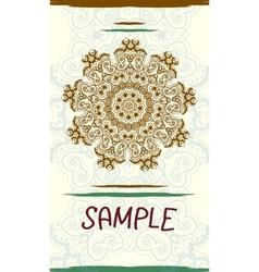 Vertical design wedding invitation card based on vector image