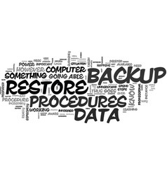 what you should know about data backup and vector image
