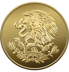 mexican money vector image vector image