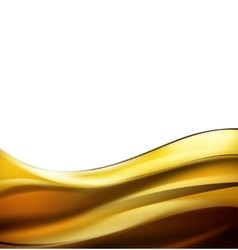 Oily wave background vector