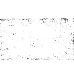 Grunge monochrome texture abstract background vector