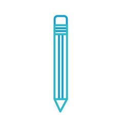 idea pencil knowledge write element vector image