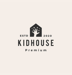 Kid kids house home mortgage roof architect vector