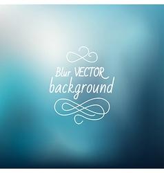 blur14 vector image