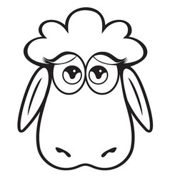 Ovca BW vector