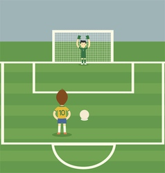 Penalty vector image
