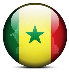 Republic of Senegal vector