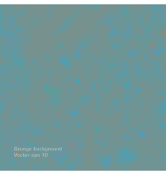 Grunge texture in Robin egg blue color vector image vector image