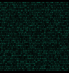 Binary code abstract seamless pattern vector