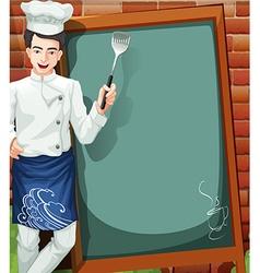 Cafe menu vector