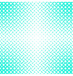 Geometrical halftone pattern background from lines vector