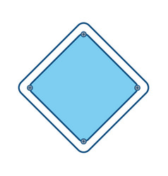 Industrial security sign vector