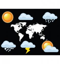 2008723 weather vector image