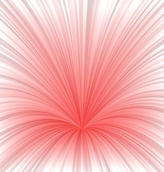 Light red abstract burst design background vector