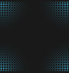 halftone line pattern background template vector image