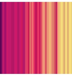 Retro striped background for your design vector image