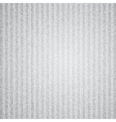 Canvas texture with stripes vector image