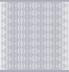 Square line pattern vector