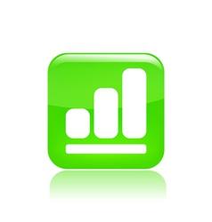 level icon vector image
