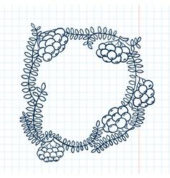 Rowan vector image vector image