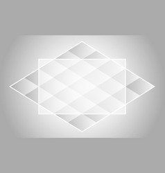 Abstract background with geometric figures vector