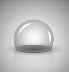 Empty Sphere vector image