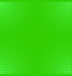green retro halftone line pattern background vector image