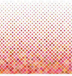 red square pattern background - graphic vector image