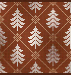 Scandinavian with snowflakes and christmas vector